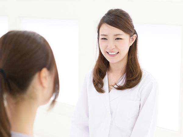 女性診療放射線技師在籍